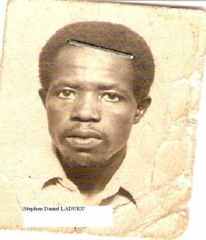 Stephen Daniel Loduku